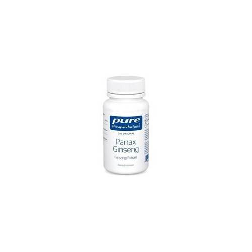 Pro Medico PURE ENCAPSULATIONS PANAX GINSENG