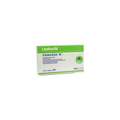 BSN MEDICAL GMBH LEUKOSILK 9.2MX2.5CM