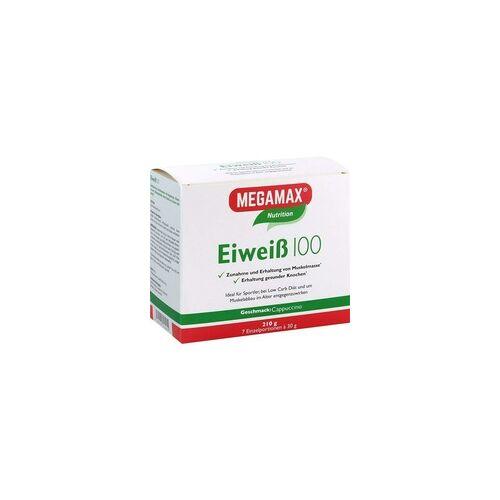 Megamax B.V. Eiweiss 100 Cappuccino Megamax