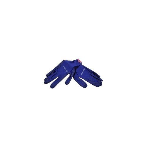 Bauerfeind Handschuh blau Gr. S