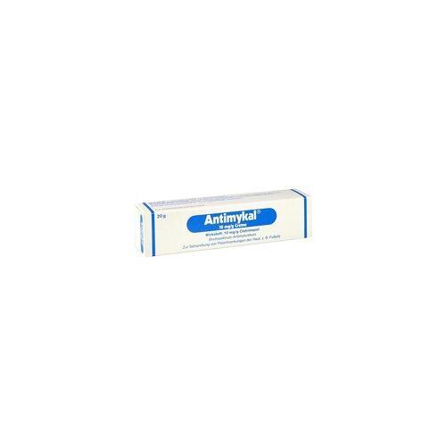 Robugen GmbH Pharmazeutische Fabrik Antimykal 10 mg/g