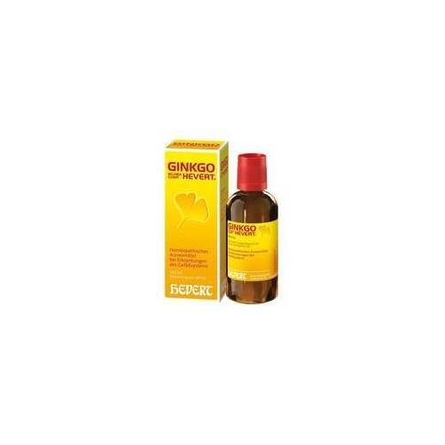 Hevert Arzneimittel GmbH & Co. KG GINKGO BILOBA COMP HEVERT