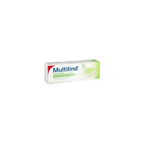 STADA MULTILIND Heilsalbe mit Nystatin u. Zinkoxid