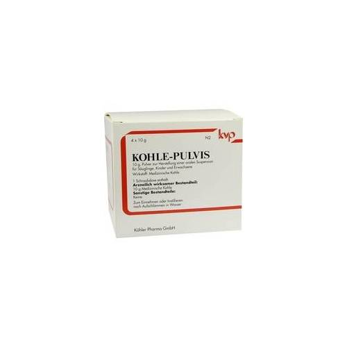 Köhler Pharma GmbH KOHLE-PULVIS