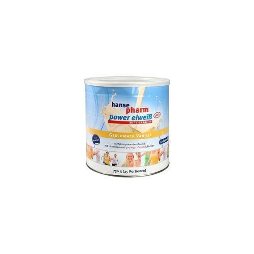 NUTRICHEM Diät + Pharma GmbH hansepharm Power Eiweiß plus Vanille