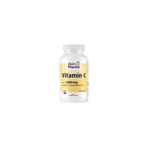 ZeinPharma VITAMIN C 1000 mg ZeinPharma Kapseln 120 St