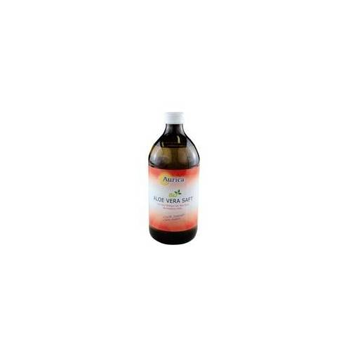 Aurica ALOE VERA SAFT Bio 100% 500 ml