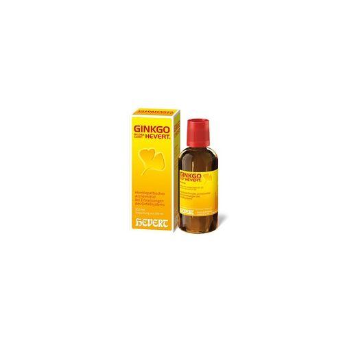 Hevert Arzneimittel GmbH & Co. KG GINKGO BILOBA COMP.Hevert Tropfen 200 ml