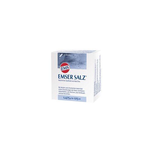 Sidroga EMSER Salz 1,475 g Pulver 20 St