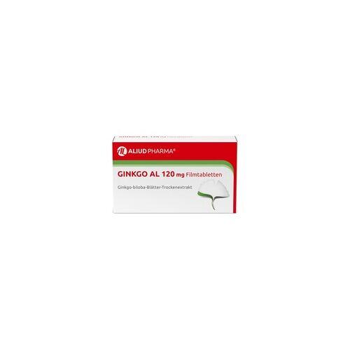 Aliud GINKGO AL 120 mg Filmtabletten 120 St