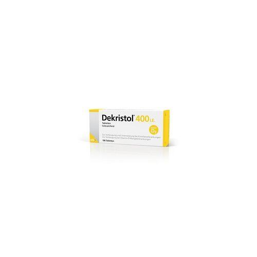 Mibe DEKRISTOL 400 I.E. Tabletten 100 St