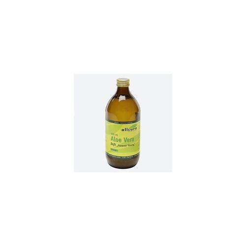 Allcura ALOE VERA FOREVER young Saft 500 ml