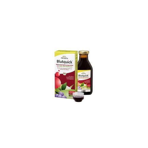 Herbaria BLUTQUICK Saft 250 ml