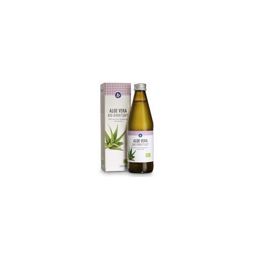 Aleavedis Naturprodukte GmbH ALOE VERA SAFT 100% Bio Direktsaft 330 ml