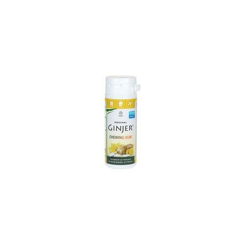 Lemon Pharma GmbH & Co. KG INGWER GINJER Kaugummi Zitrone 30 g