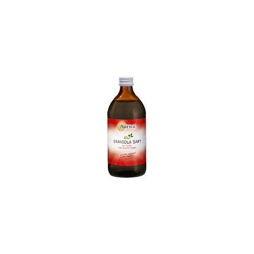 Aurica GRAVIOLA DIREKTSAFT Bio 100% 500 ml