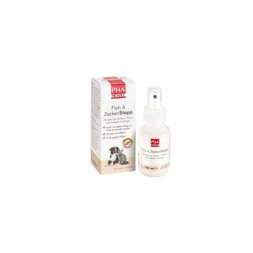 PetVet GmbH PHA Floh & ZeckenStopp Pumpspray f.Hunde/Katzen 100 ml