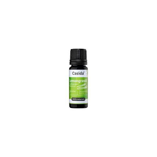 Casida GmbH & Co. KG ZITRONENGRAS Lemongras Öl naturrein ätherisch 10 ml