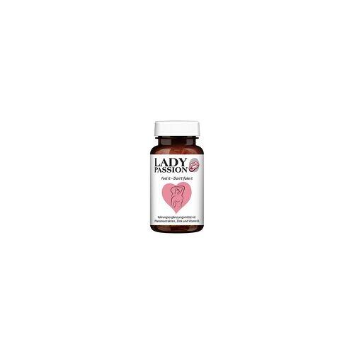 HCLM Health GmbH LADY PASSION Libido m.Ashwagandha Maca Ginseng Kps 60 St