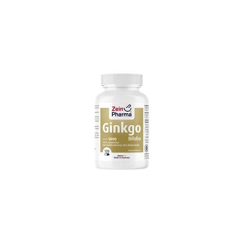 ZeinPharma GINKGO Kapseln 100 mg 120 St