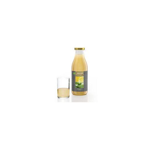 Amazonas Bio Aloe Vera Saft mit Lemon und Agave, 100% natürlich 1 L