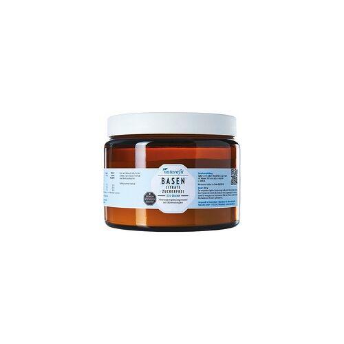 NATURAFIT Basencitrate zuckerfrei Pulver 320 g