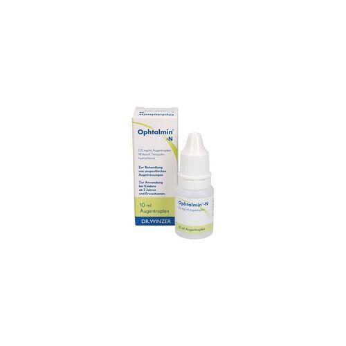 Dr. Winzer Pharma GmbH OPHTALMIN-N Augentropfen 10 ml