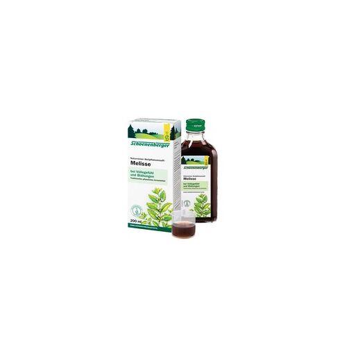 SALUS MELISSEN SAFT Schoenenberger 200 ml