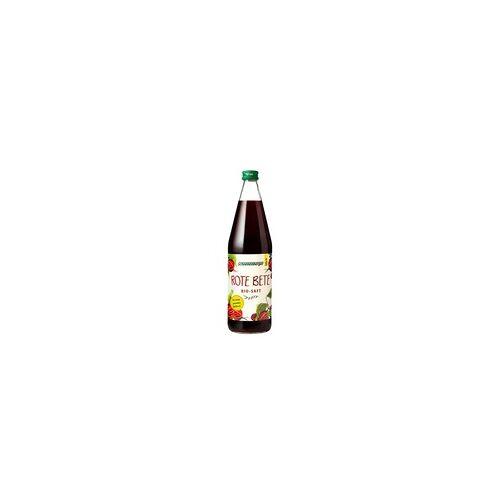 SALUS ROTE BETE-Saft Bio Schoenenberger 750 ml