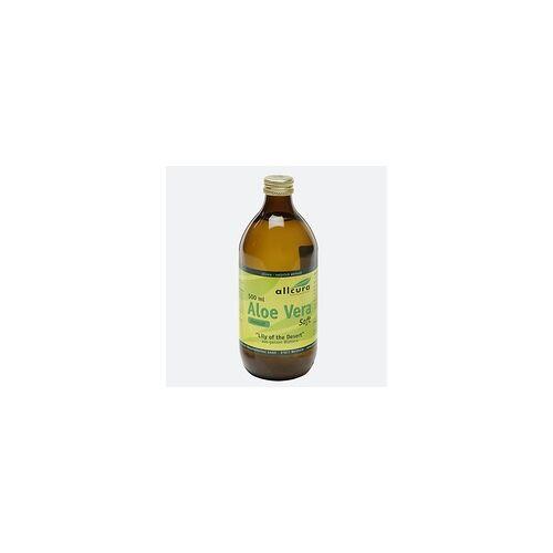 Allcura ALOE VERA SAFT Ganzblatt 500 ml