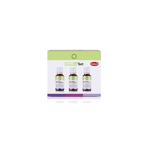SPENGLERSAN GMBH ENTOXIN Set G Globuli 3X10 g