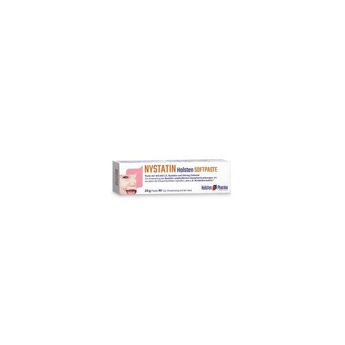 Holsten Pharma NYSTATIN Holsten Softpaste 20 g