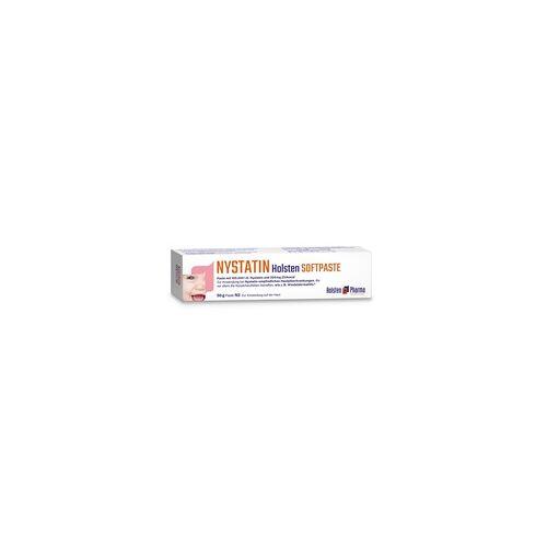 Holsten Pharma NYSTATIN Holsten Softpaste 50 g