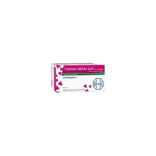 Hexal CETIRIZIN HEXAL Saft bei Allergien 150 ml