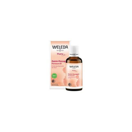 WELEDA Damm-Massageöl 50 ml