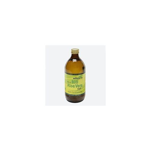 Allcura ALOE VERA SAFT Bio 500 ml