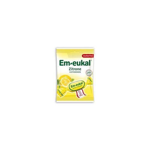 Dr. C. Soldan GmbH EM EUKAL Bonbons Zitrone zuckerfrei 75 g