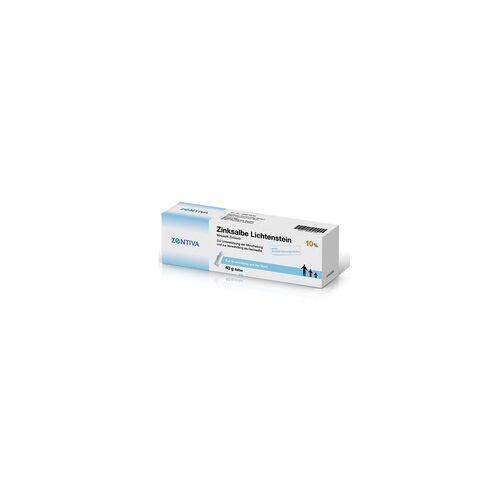 Zentiva Pharma GmbH ZINKSALBE 40 g