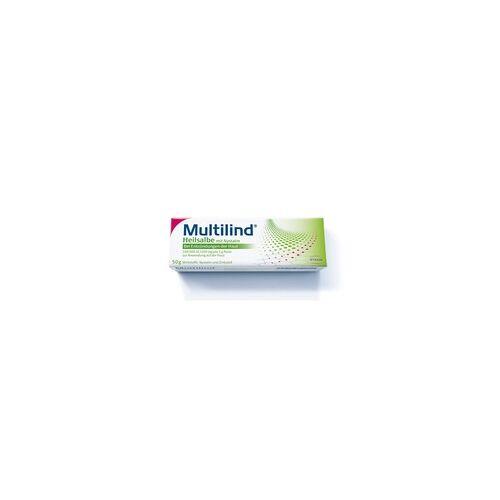 STADA MULTILIND Heilsalbe m.Nystatin u.Zinkoxid 50 g