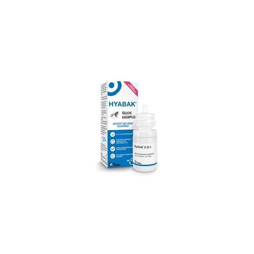 Thea Pharma GmbH HYABAK Augentropfen 10 ml