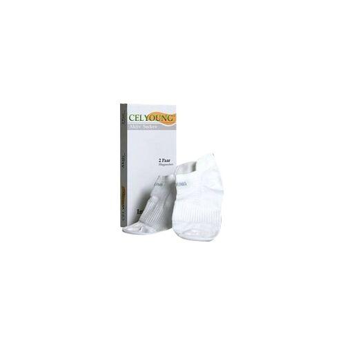 Krepha CELYOUNG Aktiv Socken Synt.Unisex 4 St