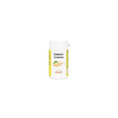 Allpharm GINKGO+GINSENG Premium Kapseln 60 St