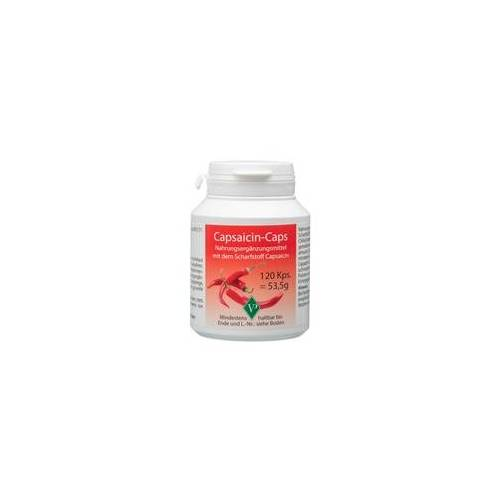Velag Pharma CAPSAICIN CAPS 120 St