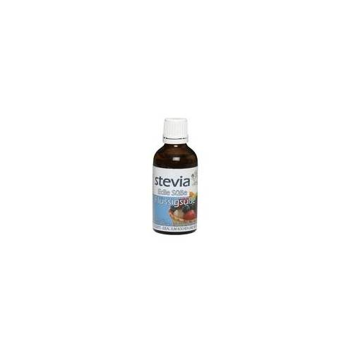 EUROVERA LTD. & CO. KG STEVIA EDLE Flüssigsüße 50 ml