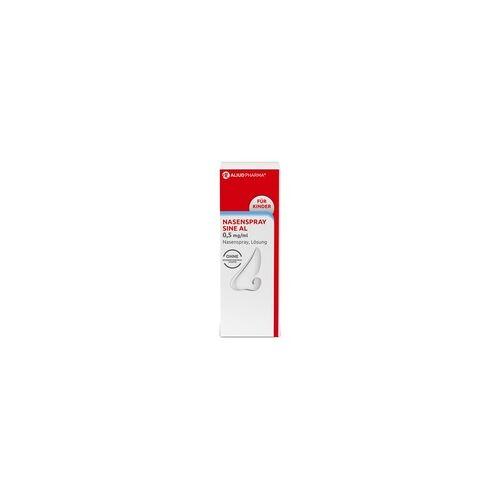 Aliud NASENSPRAY sine AL 0,5 mg/ml Nasenspray 10 ml