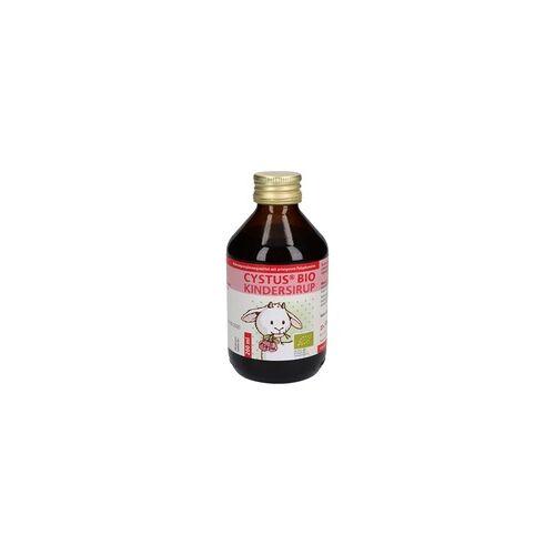 Dr. Pandalis GmbH & CoKG Naturprodukte CYSTUS Bio Kindersirup 200 ml
