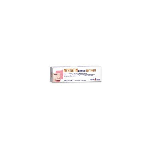 Holsten Pharma NYSTATIN Holsten Softpaste 100 g