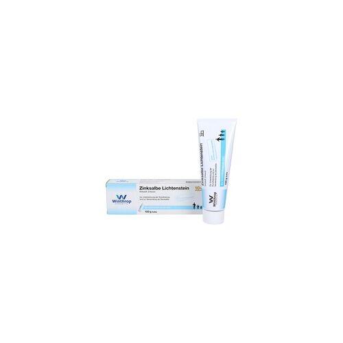 Zentiva Pharma GmbH ZINKSALBE 100 g