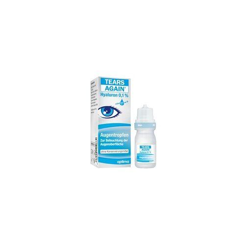 OPTIMA TEARS Again MD Augentropfen 10 ml