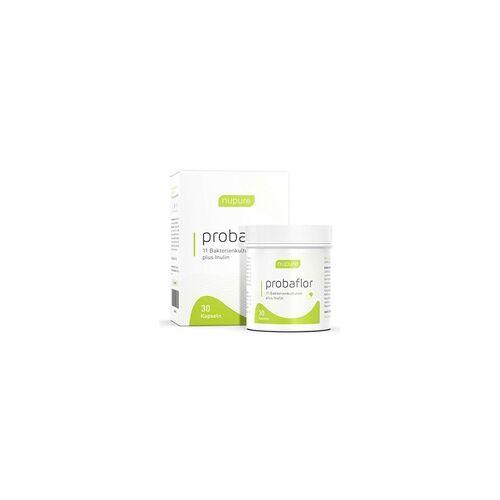 AixSwiss B.V. NUPURE probaflor Probiotika zur Darmsanierung Kps. 30 St